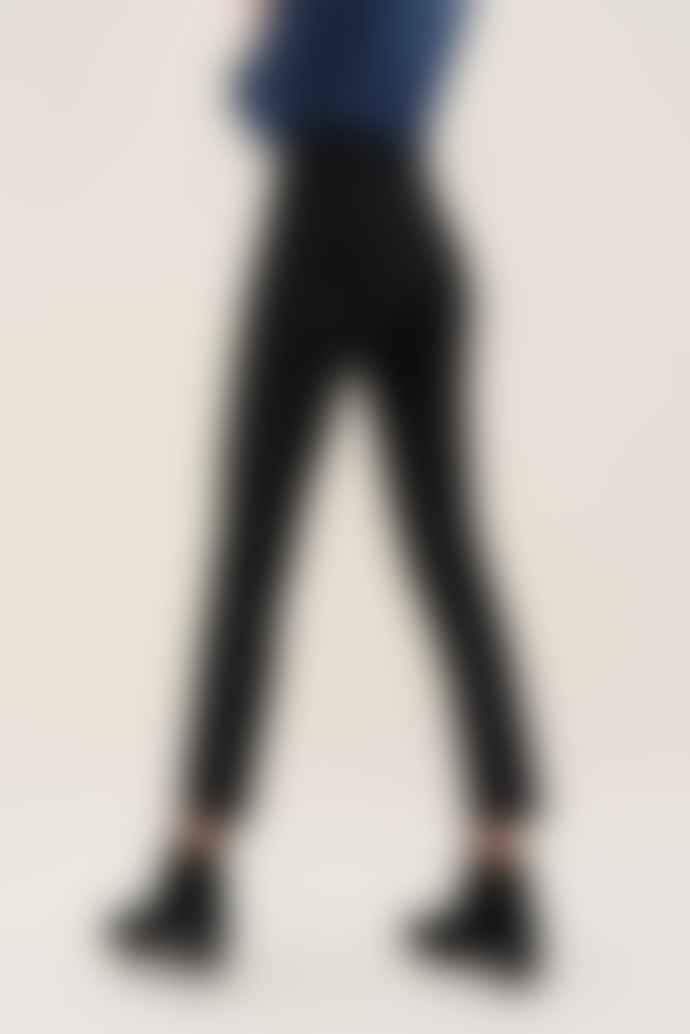 Salsa Jeans Salsa Push In Secret Slim Leg Jeans - True Black