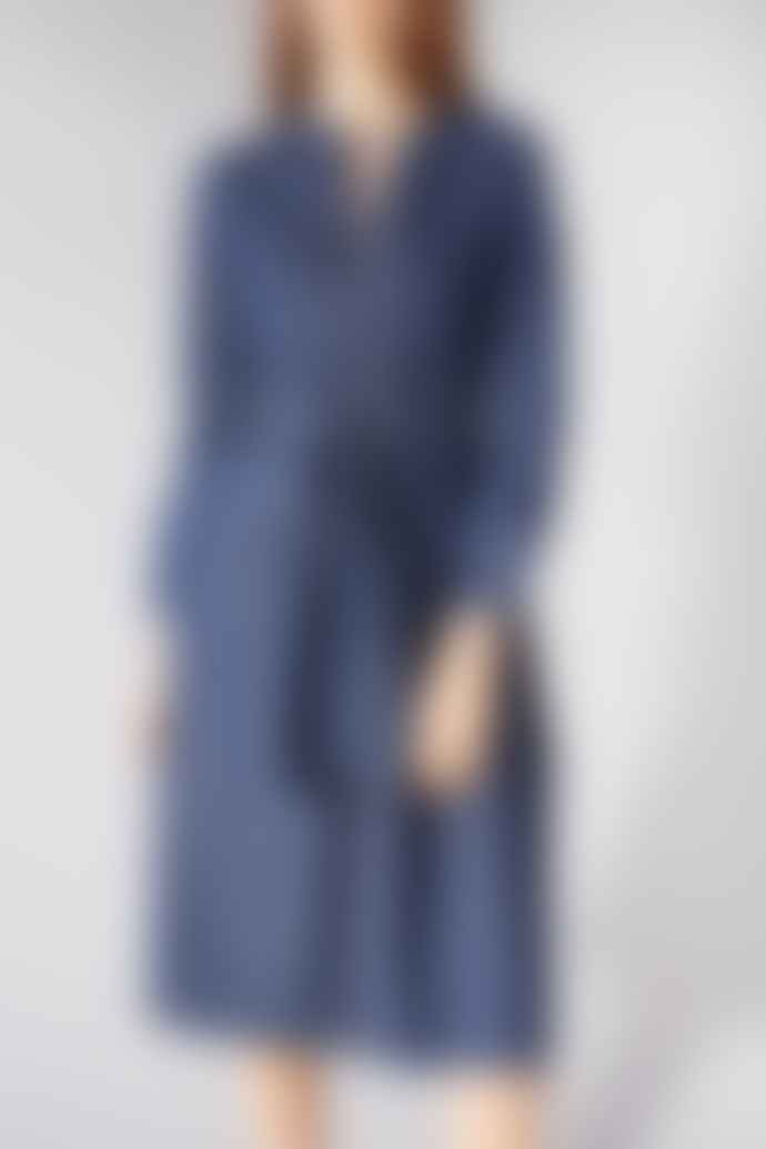 Mads Norgaard Denim Dorcas Dress