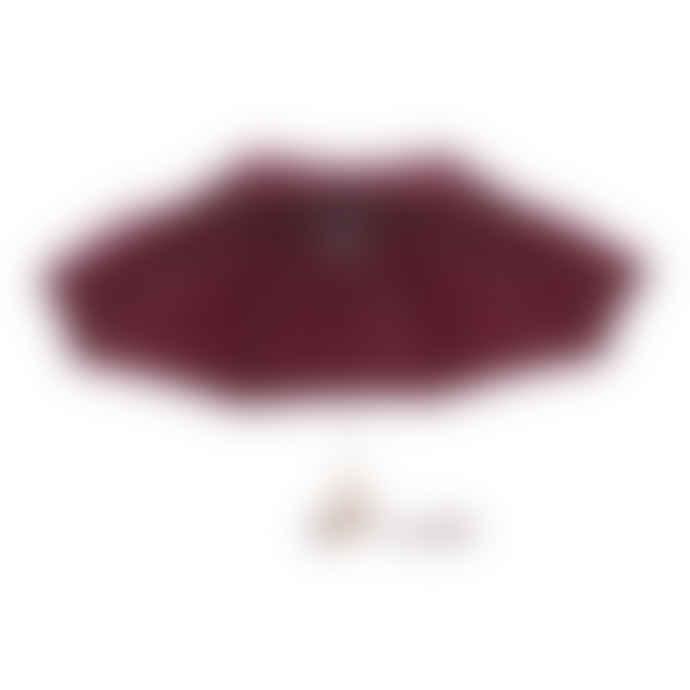 Original Duck Head Cherry PET Fabric Compact Umbrella