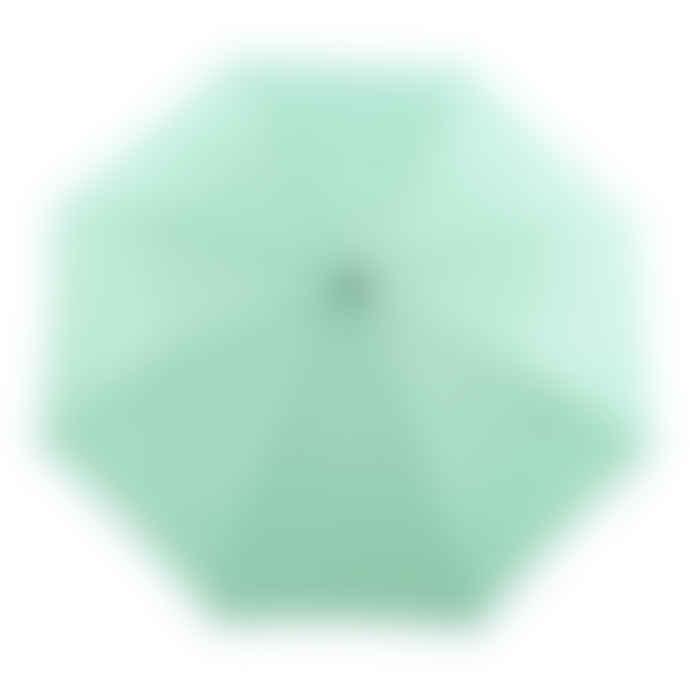 Original Duck Head Mint PET Fabric Compact Umbrella