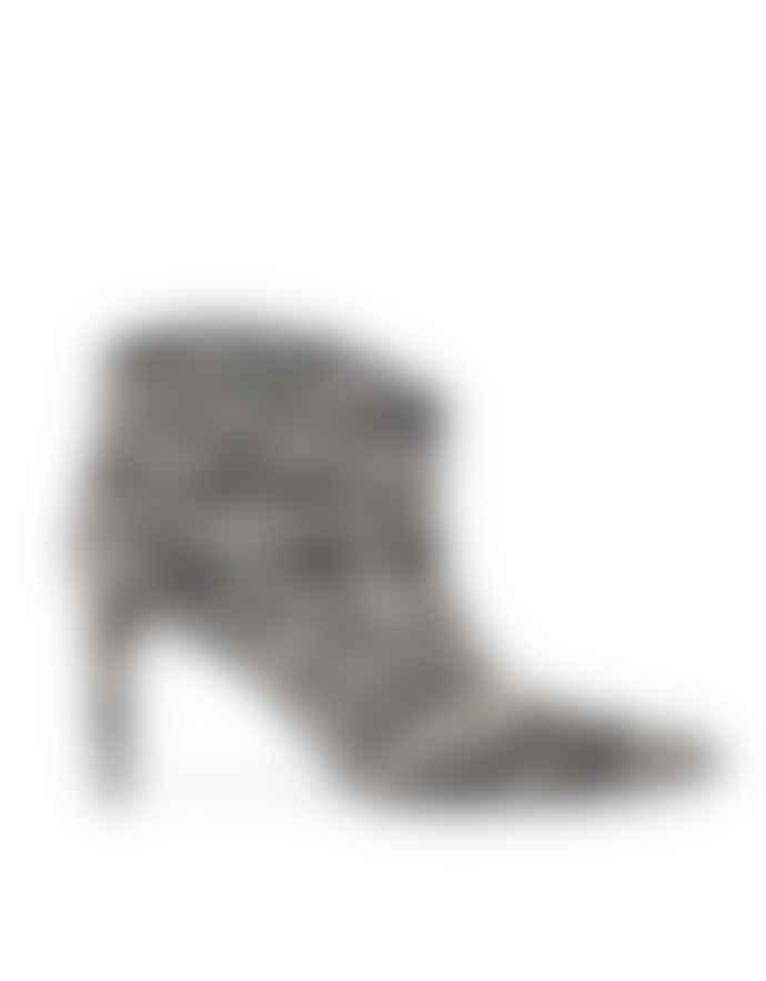 Custommade AEJA BOOTS – ZEBRA