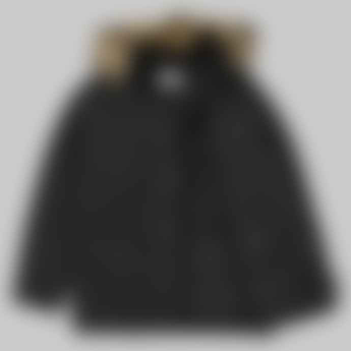 Carhartt Trapper Parka - Black