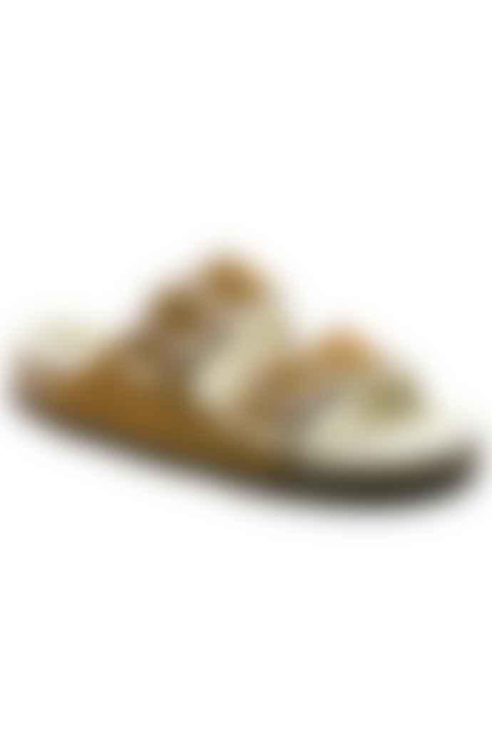 Birkenstock Arizona Sheepskin Mink Sandals