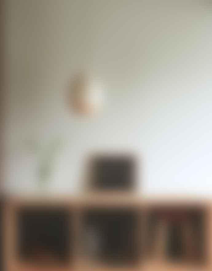 LumaLano D20cm Merino Wool Little Bela Lamp