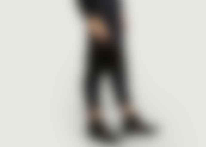 Petite Mendigote Small Black Suede Leather A Studs Etoile Bag