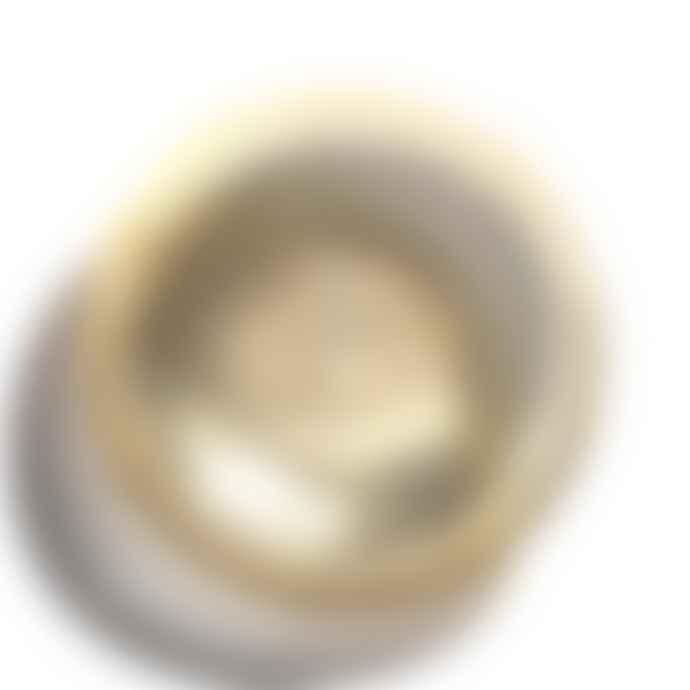 Fundamental.Berlin Push Solo Bowl 15cm - Brass