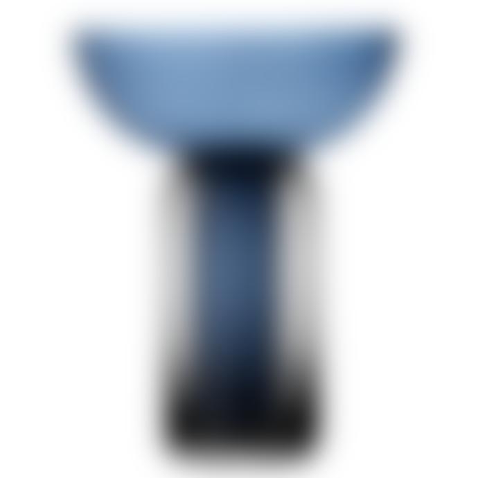 AYTM Large Forest/Black Torus Vase
