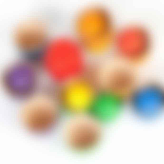 Grapat Wooden Bowls and Large Balls