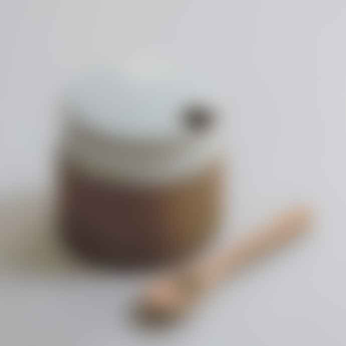 Raine And Humble Handmade Sugar Pot With Lid And Spoon