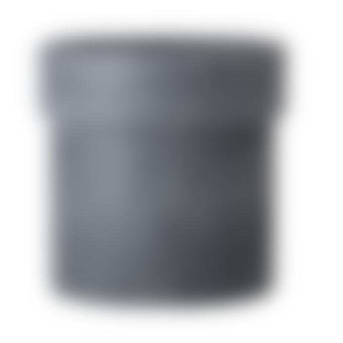 Bloomingville Pot 25 x 25 cm. in grey concrete