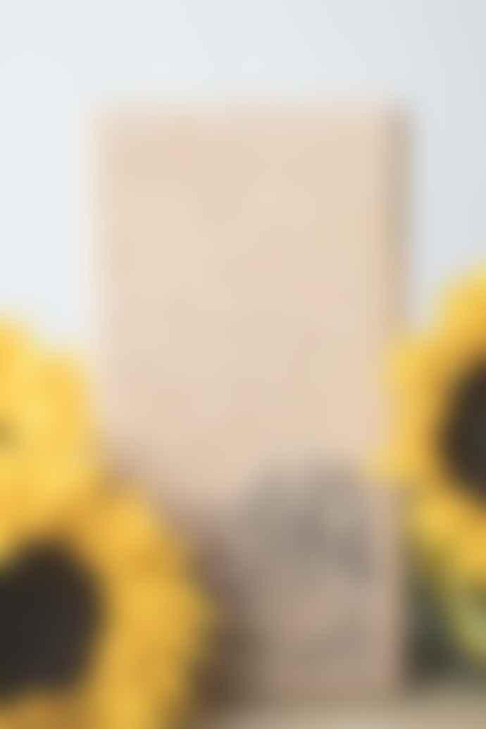 LIGA Cork Sunflower Yoga Block