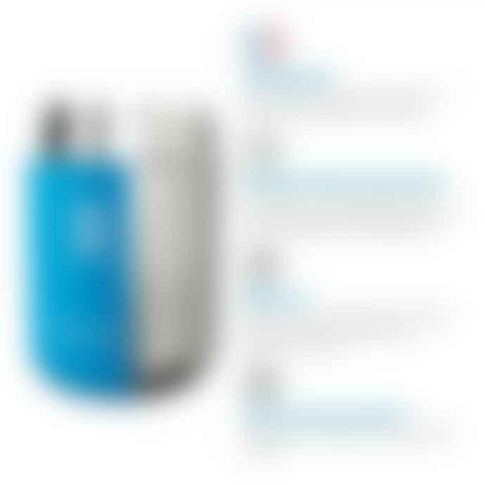 Hydro Flask 12oz Black Tuper Food Flask