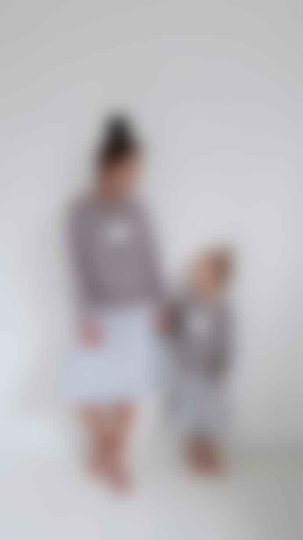 LaMAMA For Mom Claud Jumper Grey