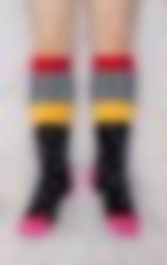 LaMAMA Knee Socks Circo Dots