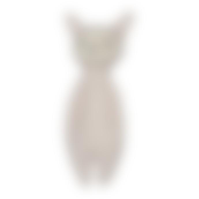 FABELAB Rattle soft - Bunny mauve