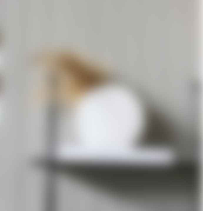 Storefactory Vase Ceramic - white