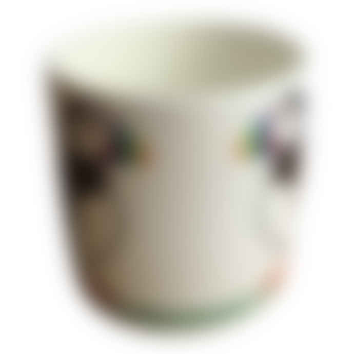 Rolfe & Wills Puffin Bone China Mug