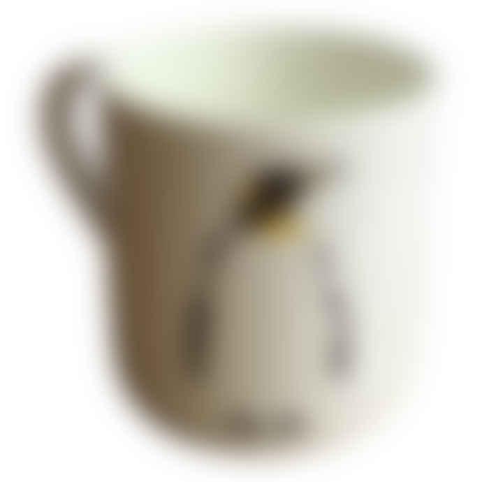 Rolfe & Wills Penguin Bone China Mug