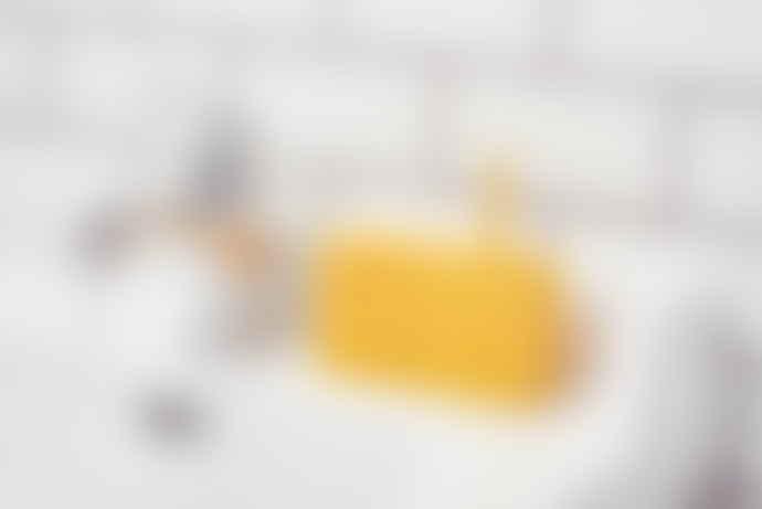 Lexon Yellow Tykho FM Radio Bluetooth Speaker