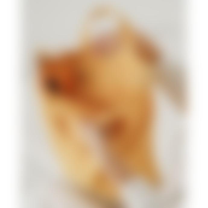 Baggu Apricot Cotton Canvas Duck Bag