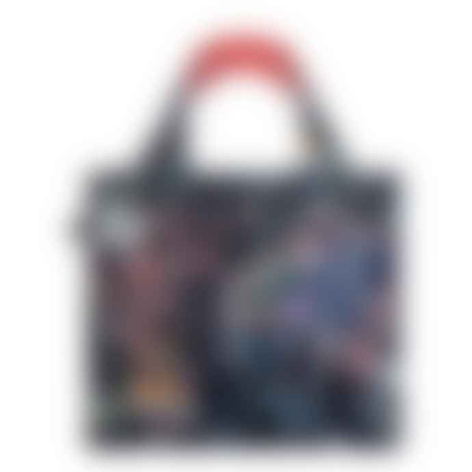 LOQI Kristjana S Williams Interiors World Map Tote Bag