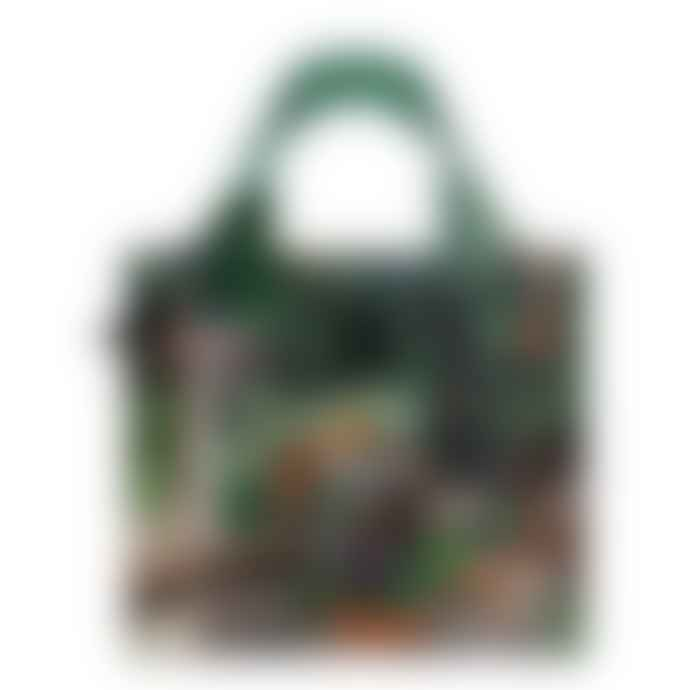 LOQI Kristjana S Williams Interiors Black Forest Tote Bag
