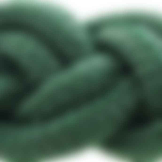 KNOKberlin Knot Key Holder Green Forest