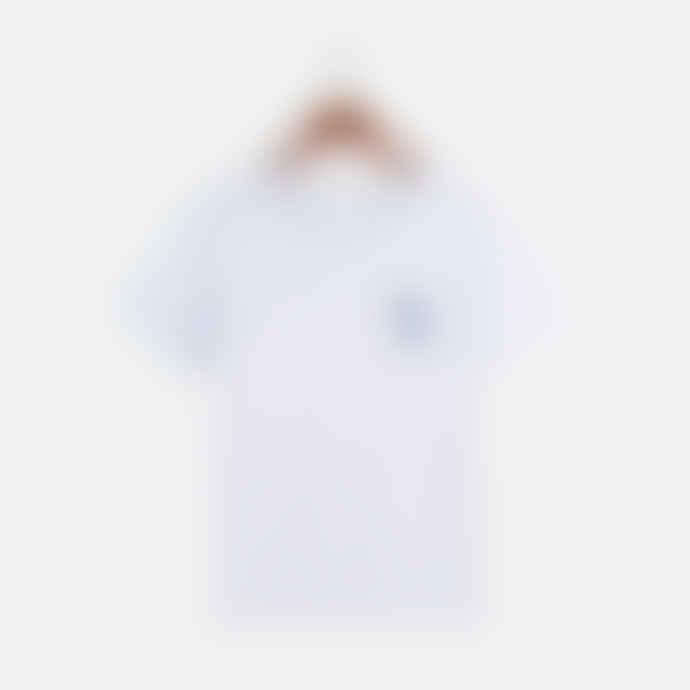 IDIOMA White Kosmos T-Shirt