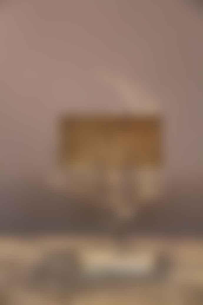 Chehoma Rameau Metal Twiggy Lamp with Shade