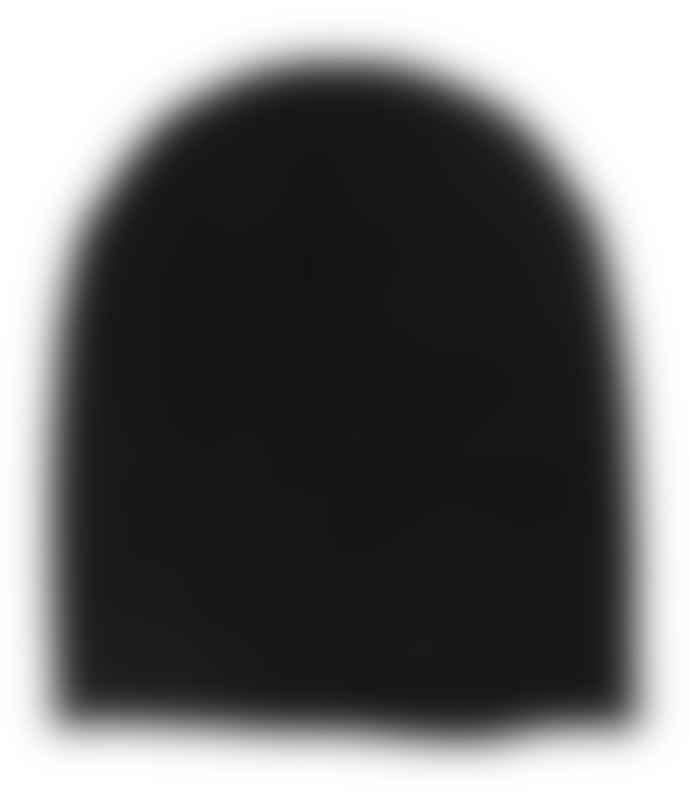 engage Black Soft Cashmere Beanie