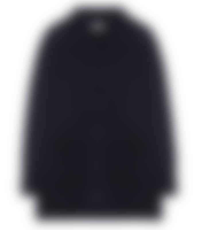 engage Navy and Black Cashmere Cardigan