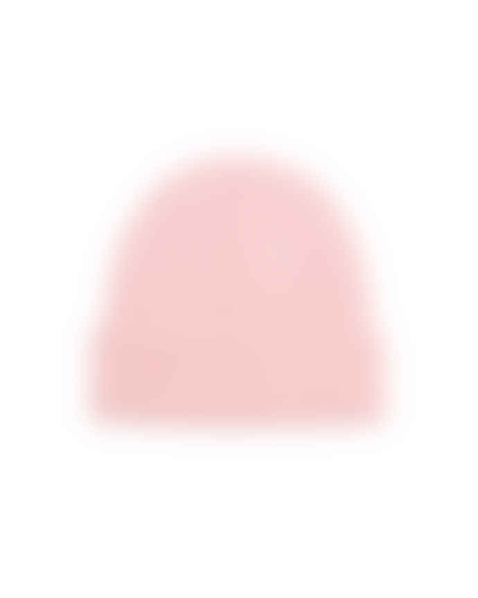 Colorful Standard Faded Pink Merino Wool Beanie