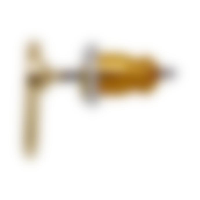 Pilgrim 0.9cm Gold Plated Vivi Heart Stud Earrings