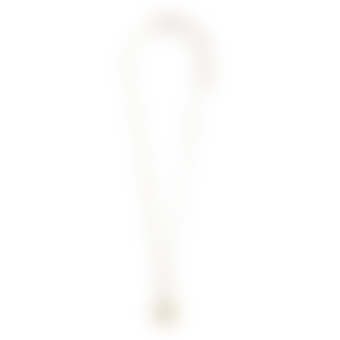 Pilgrim 70cm Gold Plated Ava Large Star Necklace