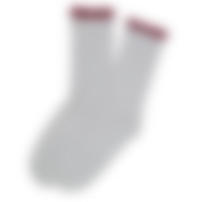 engage 36-42 Size Light Grey Cashmere Socks