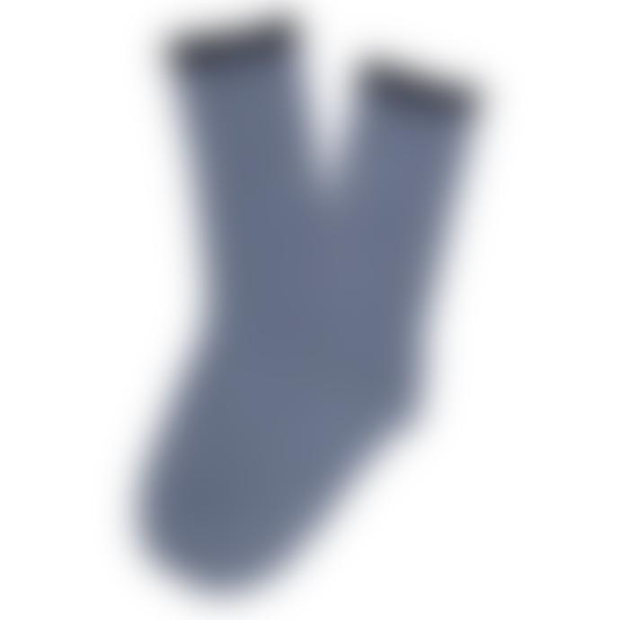 engage 36-42 Size Blue Cashmere Socks