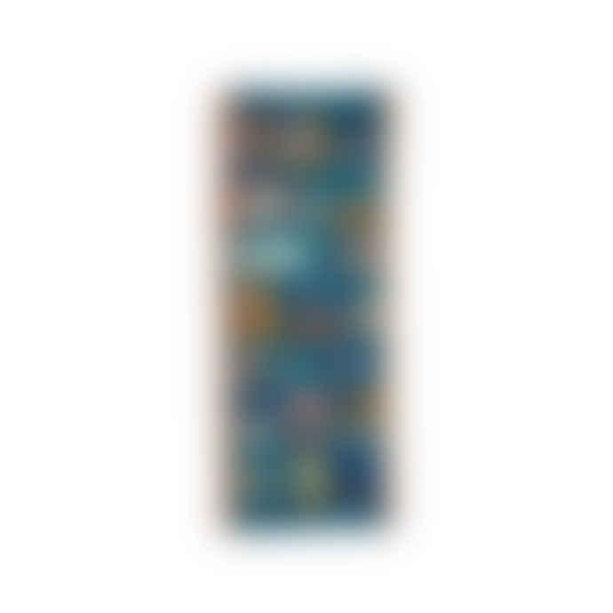 Inouitoosh  Blue Niches of the world scarf