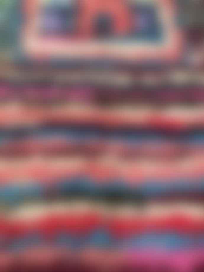 escape Pink Boujad Boucherouite Rug