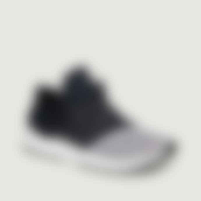 Arkk Copenhagen Midnight White Raven Stable E15 Trainers Shoes