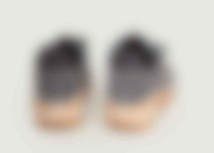 Arkk Copenhagen Light Grey Suede F G2 Solianze Trainers Shoes