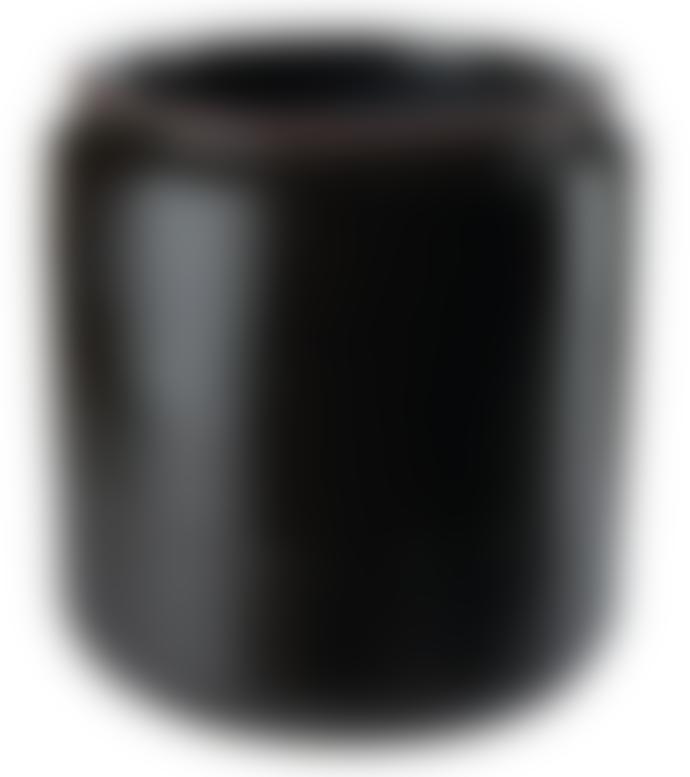 AU Maison Flowerpot Black Large