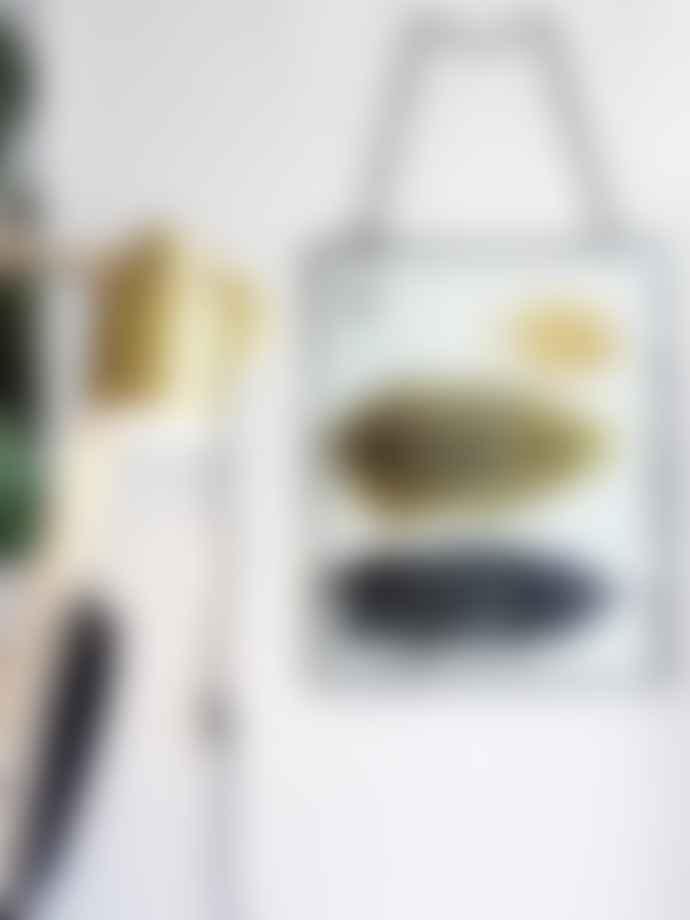 Mink Interiors Hugo Wall Light - Brushed Brass