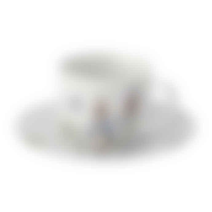 Eddingtons Ltd Peter Rabbit Classic Cup & Saucer