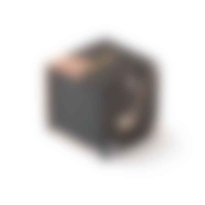 SVP Jewellery Atomic Micro Amazonite Gold Vermeil Ring