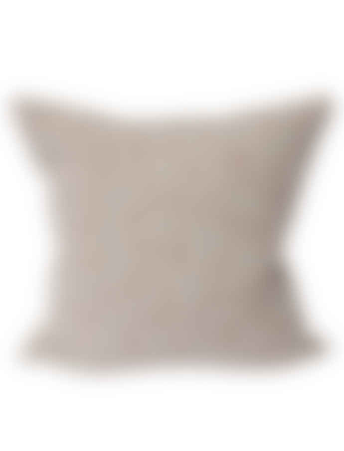 Fine Little Day Coral Barr Linen Cushion Cover