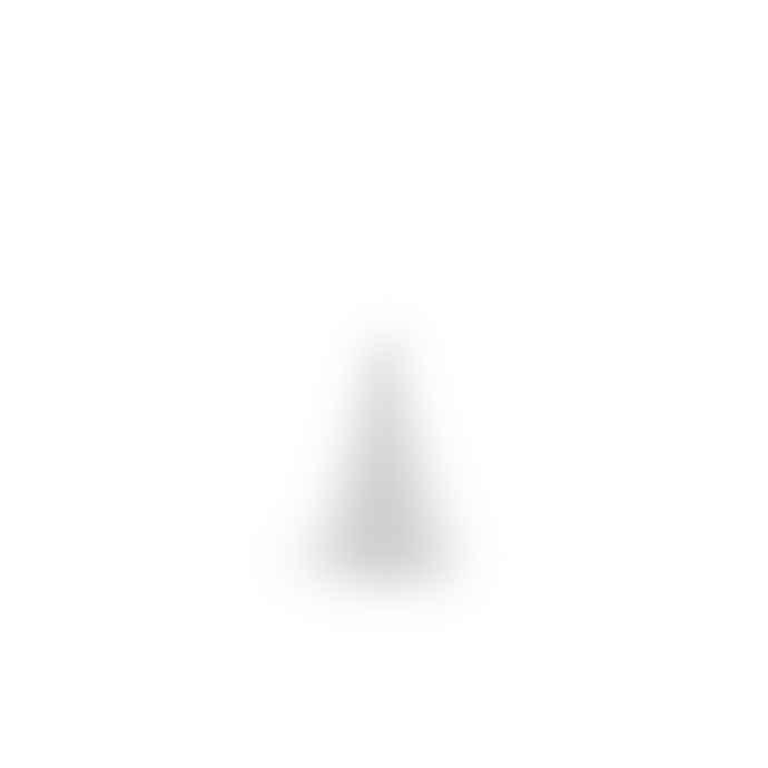Kähler Light Grey Glazed Cone Small