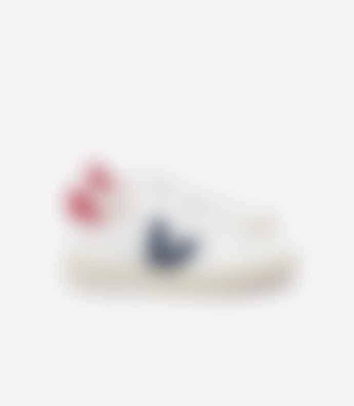 Veja V 10 Extra White Nautico Pekin Sneakers