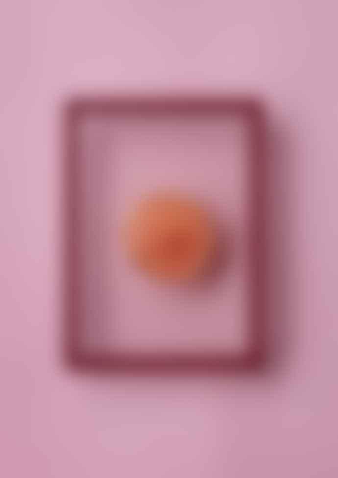 Moebe A4 Deep Red Frame