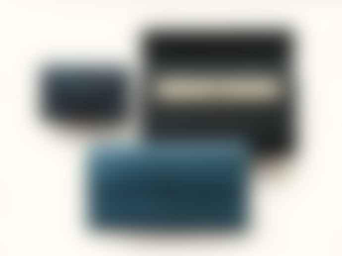 Postalco Triple Case Dark Blue