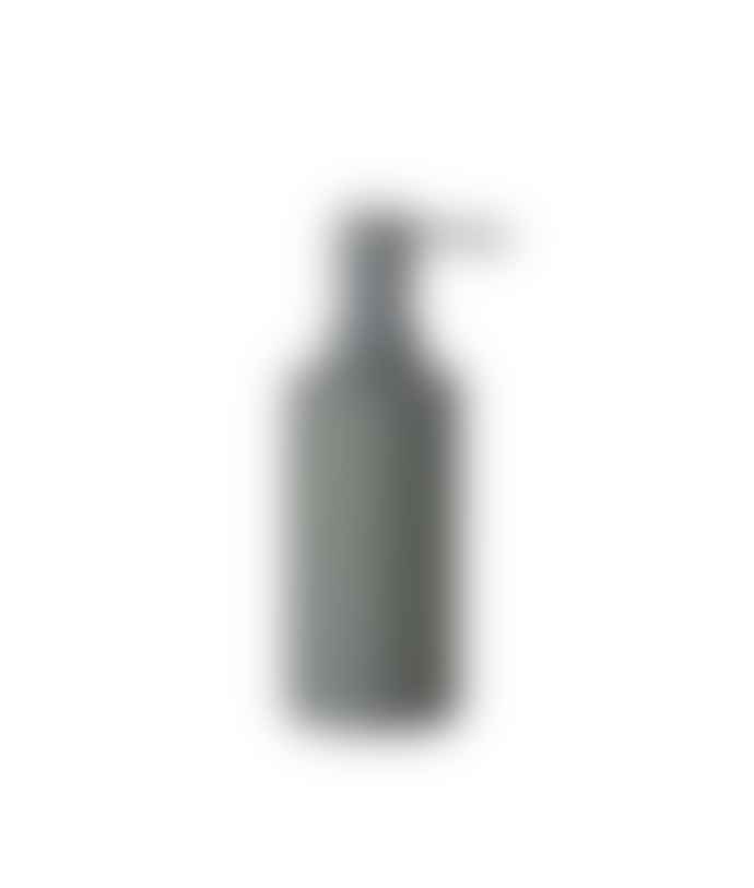 Zone Denmark Solo Gray Porcelain Soap Dispenser - 602057